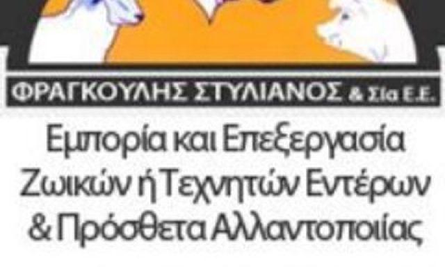 FRAGOULIS – ΦΡΑΓΚΟΥΛΗΣ ΣΤΥΛΙΑΝΟΣ ΙΚΕ