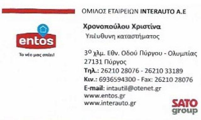 ΕΝΤΟΣ – ΣΑΡΤΑΜΠΑΚΟΣ ΓΕΩΡΓΙΟΣ