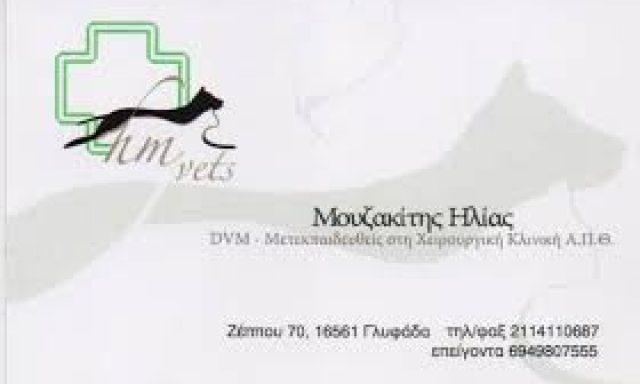 HM VETS(ΧΑΡΙΤΑΚΗΣ ΔΗΜΗΤΡΙΟΣ-ΜΟΥΖΑΚΙΤΗΣ ΗΛΙΑΣ)