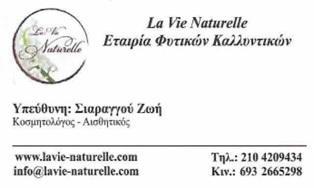 La Vie Naturelle-Natural Products