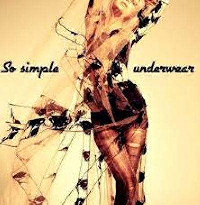 SO SIMPLE UNDERWEAR