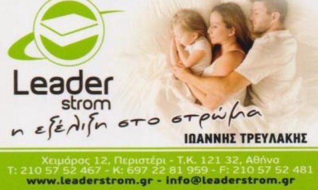LEADER STROM-ΤΡΕΥΛΑΚΗΣ ΓΙΑΝΝΗΣ