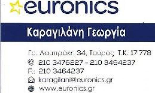 EURONICS(Καραγιλάνη Γεωργία Χ.)