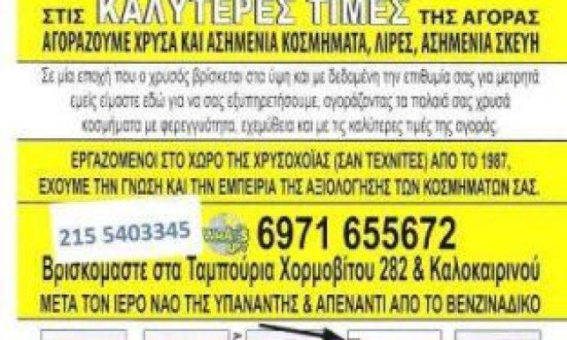 ΕΝΕΧΥΡΟΔΑΝΕΙΣΤΗΡΙΟ ΠΕΙΡΑΙΑ-ΚΑΚΑΛΗ ΒΑΣΙΛΙΚΗ