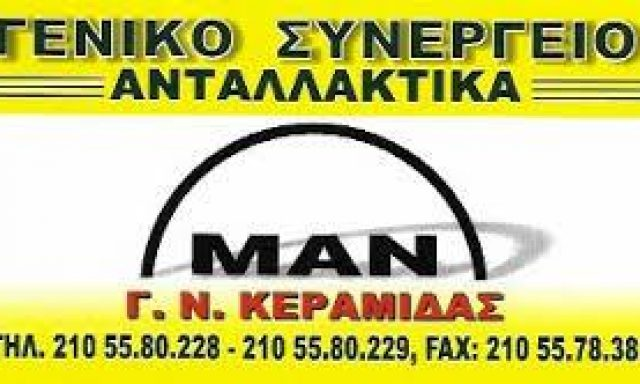 SERVICE MAN – Γ.Ν ΚΕΡΑΜΙΔΑΣ
