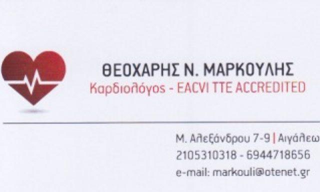 ΜΑΡΚΟΥΛΗΣ ΘΕΟΧΑΡΗΣ Ν.