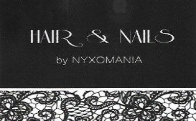 HAIR AND NAILS BY NYXOMANIA