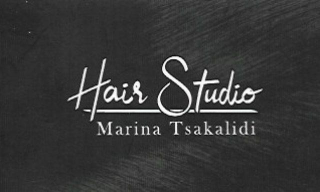 HAIR STUDIO TSAKALIDI MARINA
