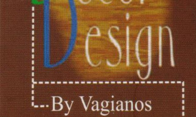 DECOR DESING BY VAGIANOS
